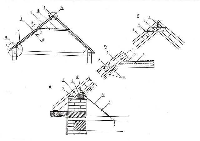 Dřevěný příhradový lepený vazník (L = 12m)
