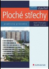 Obálka knihy Ploché střechy, vydavatelství Grada