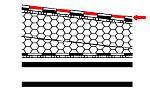 Příklad použití souvrství asfaltových pásů, vrchní vrstva, zdroj: SVAP
