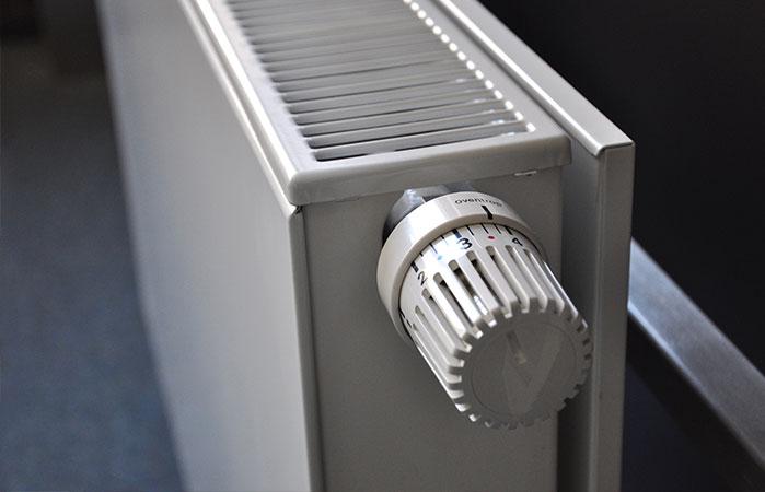 Krbem lze také ohřívat teplou vodu i na delší vzdálenost