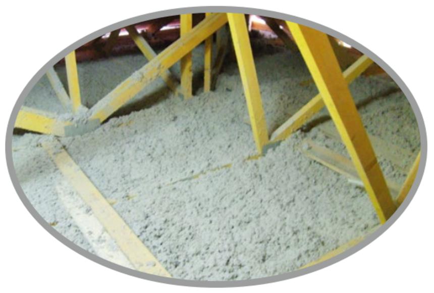 Zateplení s izolací Climatizer Plus na volno do půdního prostoru, který není pochozí
