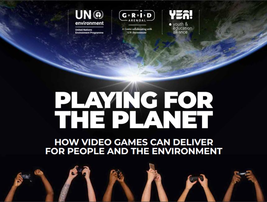 Nová studie Save the planet