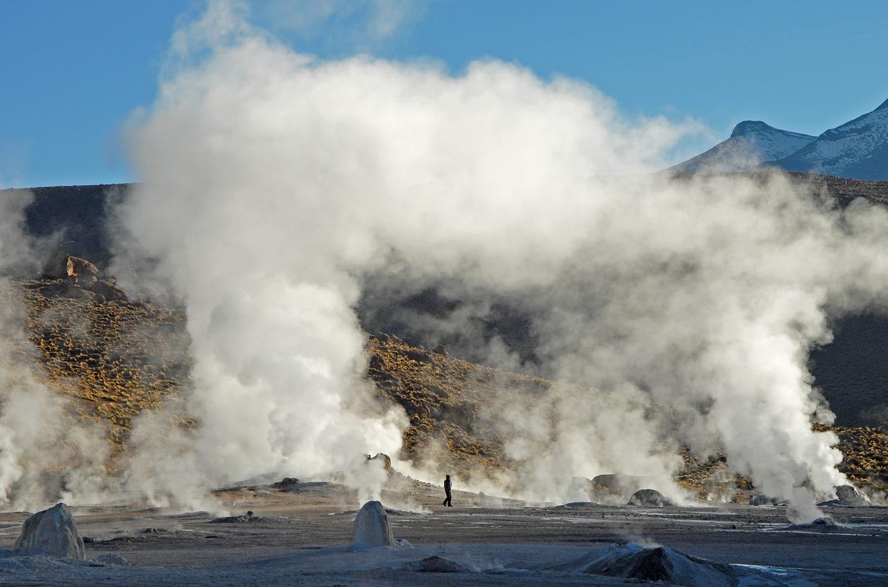 Geotermální energie v Chile