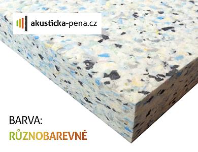akusticka-pena.cz - Různobarevné