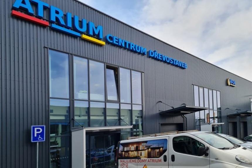 Atrium - centrum dřevostaveb
