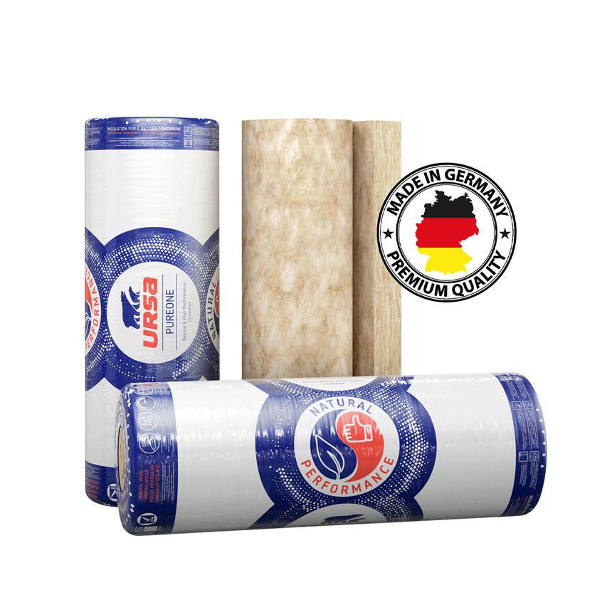 Izolace URSA jsou ideální pro dřevostavby