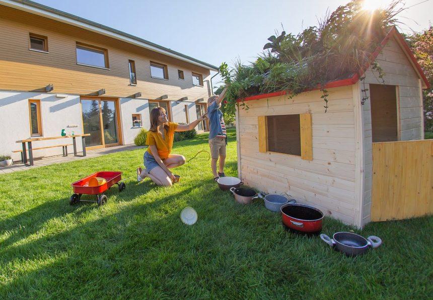 Program Nová zelená úsporám podporuje energetickou udržitelnost budov