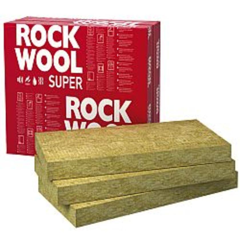 Rockwool SuperRock