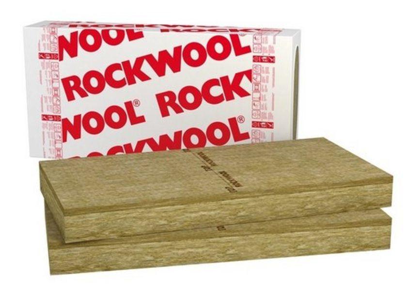 Izolace rockwool z kamenné vlny HARDROCK MAX/MONROCK MAX