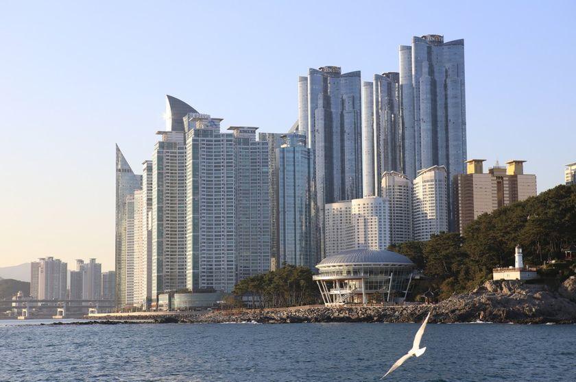 Moderní výškové budovy