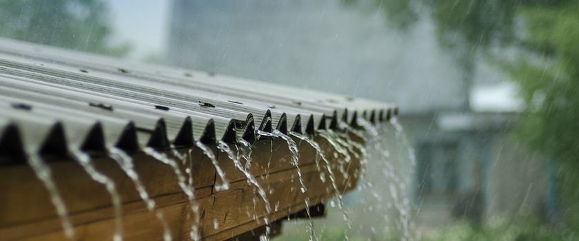 Sběr dešťové vody