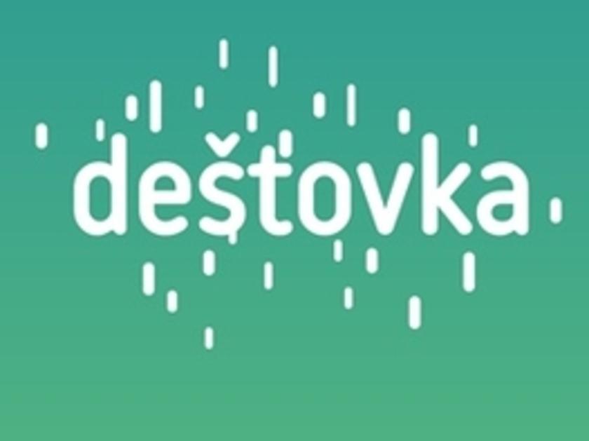 Logo dešťovka