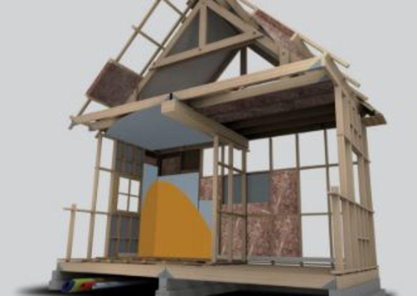 Vnitřní dělící konstrukce; příčky podhledy a stropy.