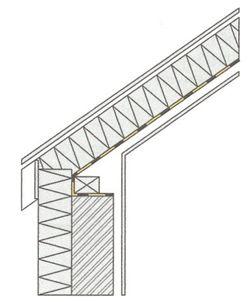 Grada, Návrh HVV nerespektující postup výstavby - pozednice bude osazena před realizací parozábrany (HVV)