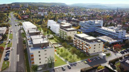 První certifikovaný pasivní bytový dům v Modřanech