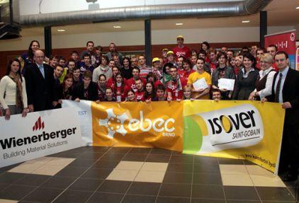 Isover hlavním partnerem EBEC Brno