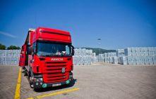 Knauf Insulation, Malá změna v logistice
