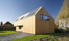 Nízkoenergetický dům, ilustrační foto