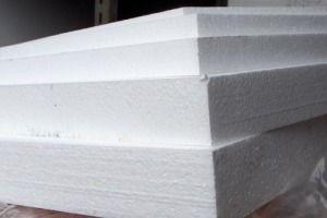 Ilustrační foto, pěnový polystyren (EPS)
