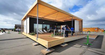 Solární dům studentů ČVUT
