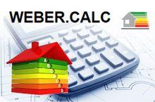 Weber, nová aplikace k energetickému posuzování budov