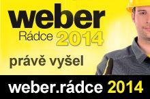 Nová publikace weber.Rádce 2014