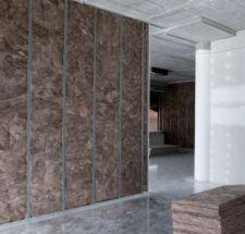 Knauf Insulation, vnitřní stěny, tepelně-izolační vlastnosti