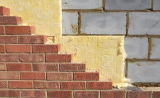 Zateplování domu, ilustrační foto