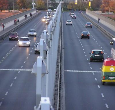 ilustrační foto, dálnice