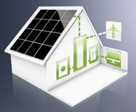 Komplexní řízení vlastní solární energie