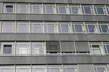 Schüco realizace - Fasadni systém ERC 50