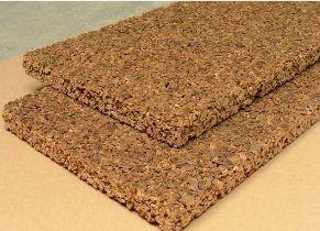 Korek v deskách, zdroj: Publikace Stavební tepelné izolace