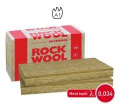 Kamenná vlna Rockwool, Venti Max s novou, vylepšenou lambdou, třída reakce na oheň A1