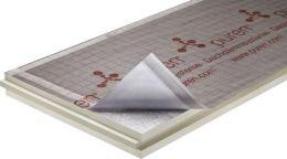 PIR desky pro šikmé střechy také v tl. 200mm a tl. 220 mm, zdroj Puren