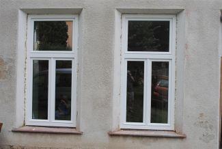 Ilustrační foto, nová plastová okna