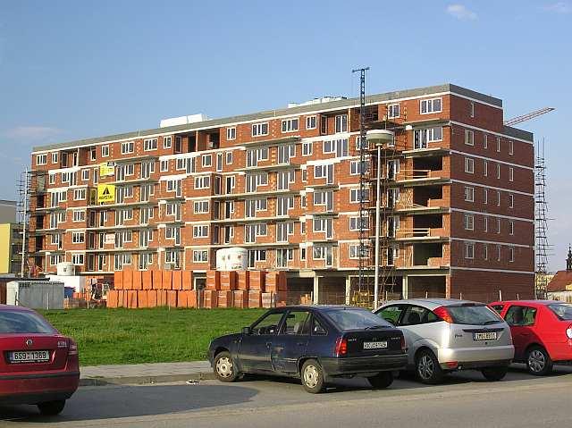 Ilustrační foto, výstavba a zateplování bytových domů Olomouc, zdroj: Krytiny-strechy.cz