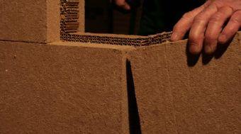 UdiSTONE® SYSTÉM Izolační stavební prvek pro ekologickou výstavbu interiérů - pracovní postup, zdroj: Ciur a.s.