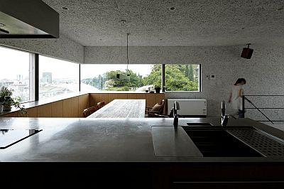 Rodinný dům Japonsko, autor: architektonické studio: no.555, zdroj: KNAUF