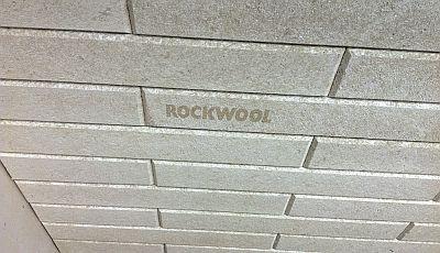 aplikace izolační desky FASROCK G, zdroj: Rockwool