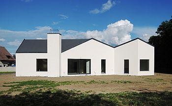 Rodinný dům v Chlumci, zdroj: ROCKWOOL