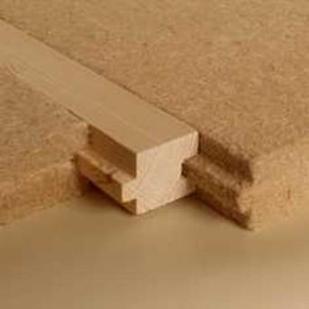 Dřevovláknitá izolace Pavatherm - spojení
