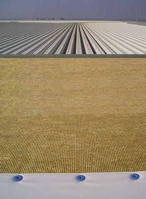 izolace konstrukcí plochých střech