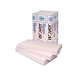 Mrazuvzdorné desky Isover EPS SOKL 3000 s nízkou nasákavostí a mrazuvzdorností