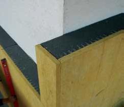 Pěnový polystyren při zateplování fasády