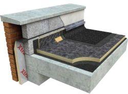 Polyisocyanuráthová tepelná izolace plochých střech, Xtratherm FR/BGM