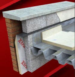 Polyisocyanuráthová tepelná izolace plochých střech, Xtratherm FR/MG