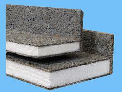 Dřevocementová izolační deska, Věncovky z Lignoporu C-3