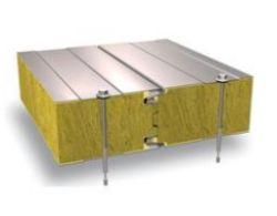 izolační panel z minerální vlny, Ruukki SPB WE