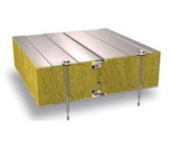 izolační panel z minerální vlny, Ruukki SPB W