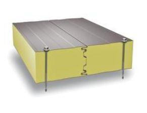 izolační panel z polyuretanové pěny, Ruukki SP2E PU